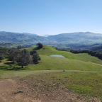 Ridgeline Trail: Pleasanton Ridge Regional Park